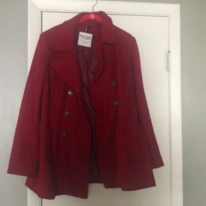 Tommy HillFiger Red Coat